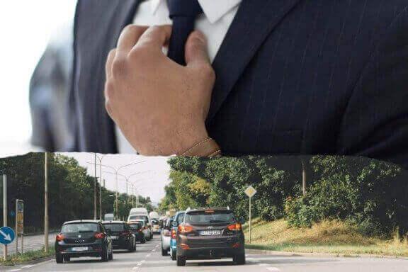 lawyer car